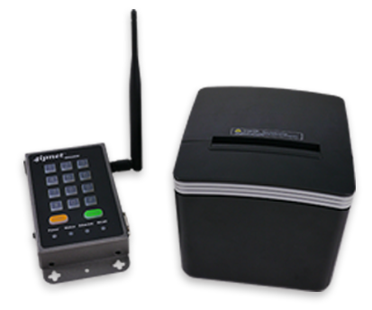 4ipnet WTG ticket printer